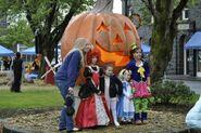 Halloweentown pumpkin