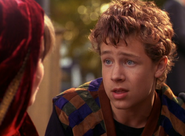 Luke's human form in Halloweentown