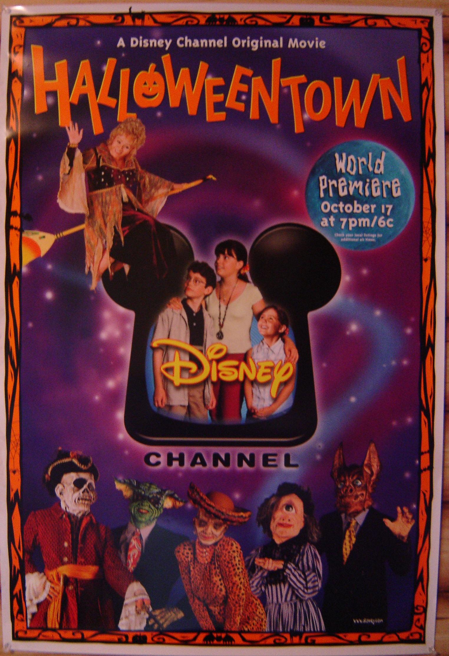 Image - Poster.JPG | Halloweentown Wiki | FANDOM powered by Wikia
