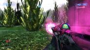 Carbine firing