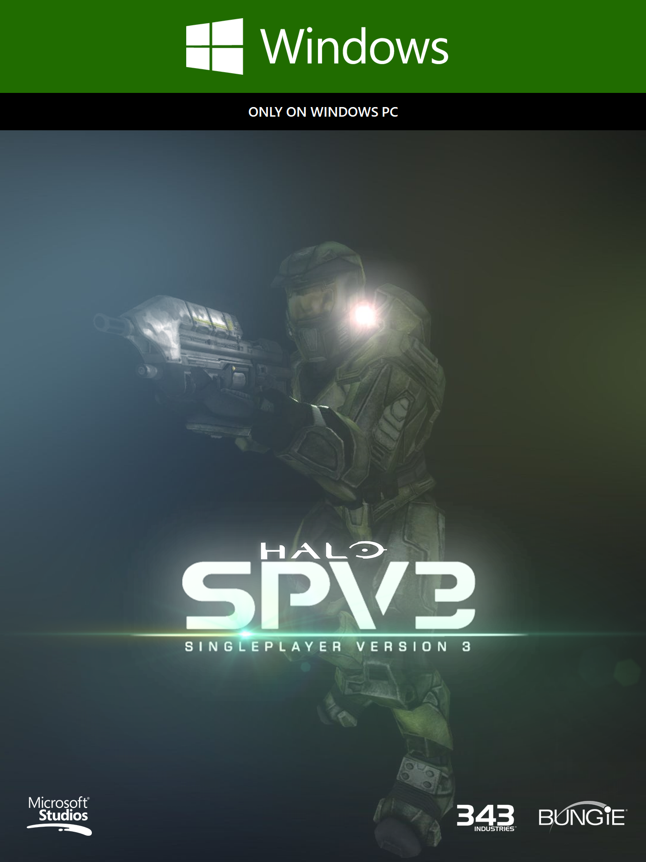 Singleplayer Version 3 | Halo SPV3 Wiki | FANDOM powered by
