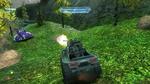 Warthog firing