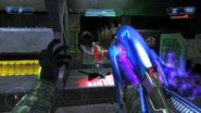 Plasma rifle overheating