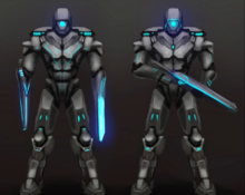 Sentinel Soldier