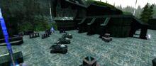 Warthogs at Alpha Base