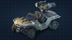Warthog Cohete H4