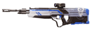 Blue Steel DMR render H5G