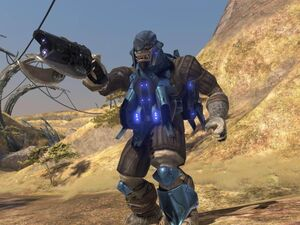 Brute Jump Pack Halo 3