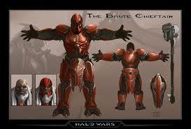 Brute comandante halo wars
