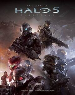 El Arte de Halo 5 Guardians 2