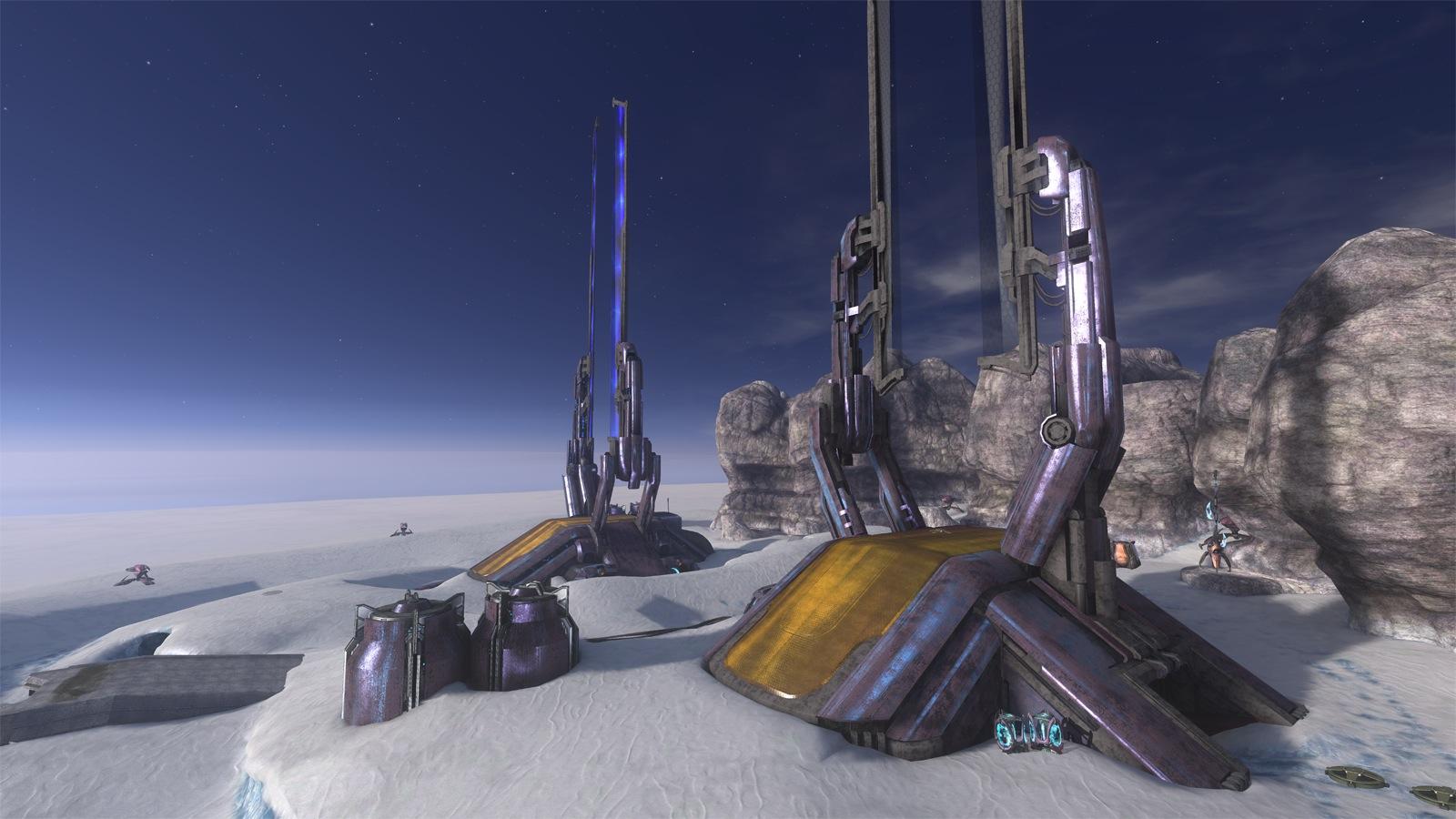 Halo 3 snowbound