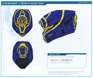 Deadeye Helmet