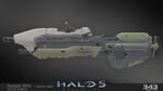 H5G Render-HighRes-Model AssaultRifle-Recon1