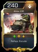 Blitz - UNSC - Isabel - Unidad - Alice 130