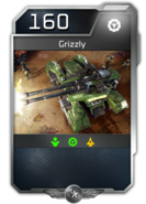 Blitz - UNSC - Sargento Forge - Unidad - Grizzly