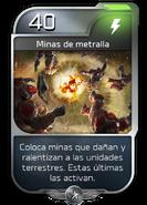 Blitz - UNSC - Isabel - Poder - Minas de metralla