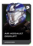 H5G REQ card Air Assault Disrupt-Casque