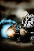 Halo faith poster by newguy2445-d3dnclx