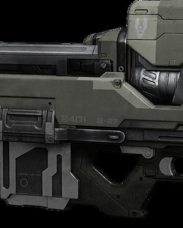 M6 Grindell Galilean Nonlinear Rifle Halo Alpha Fandom