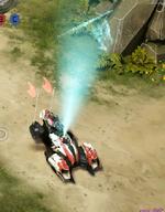 HW2 Marauder Warchief in-game