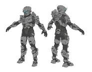 MJOLNIR Shinobi concepto H5G