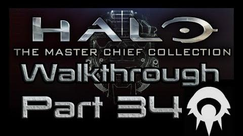Halo- The Master Chief Collection Walkthrough - Part 34 - Cortana