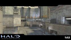 Halo MCC Erfolg War es zu viel verlangt den Aufzug zu nehmen