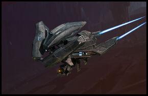 Halo Wars Sentinel