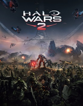 Halo wars 2 cover art