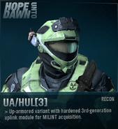 Recon ua-hul-3