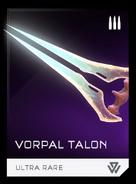 Espada Volpar Talon REQ H5G