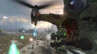 Halo Reach-ToTS Falcon