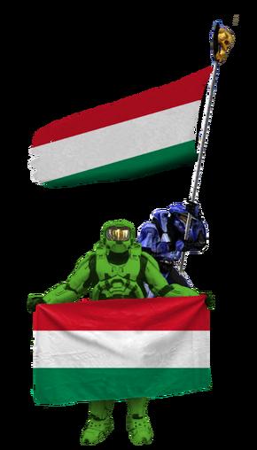 Hungarian halo