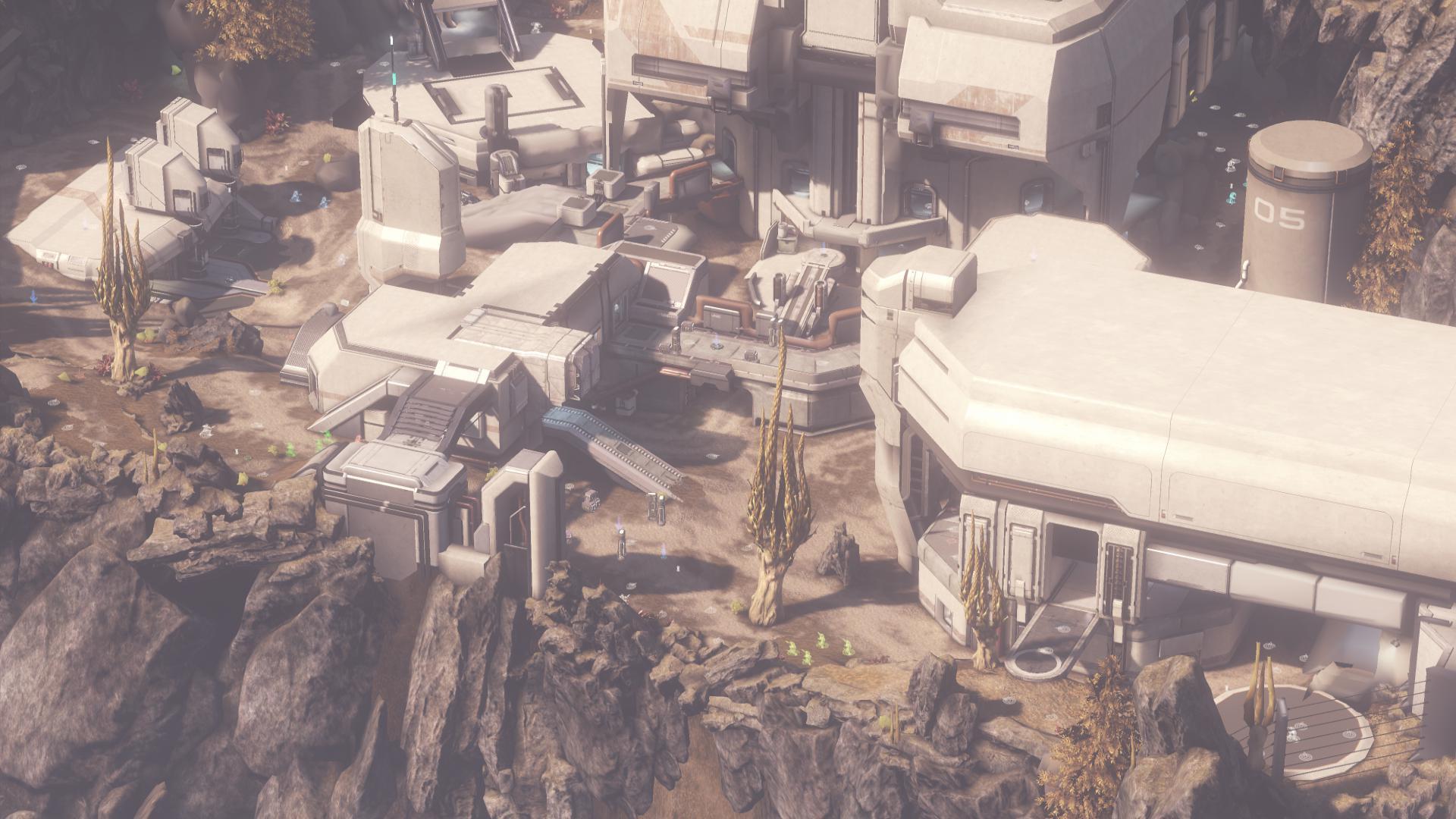 Galileo Base Galileo Base Halo Nation