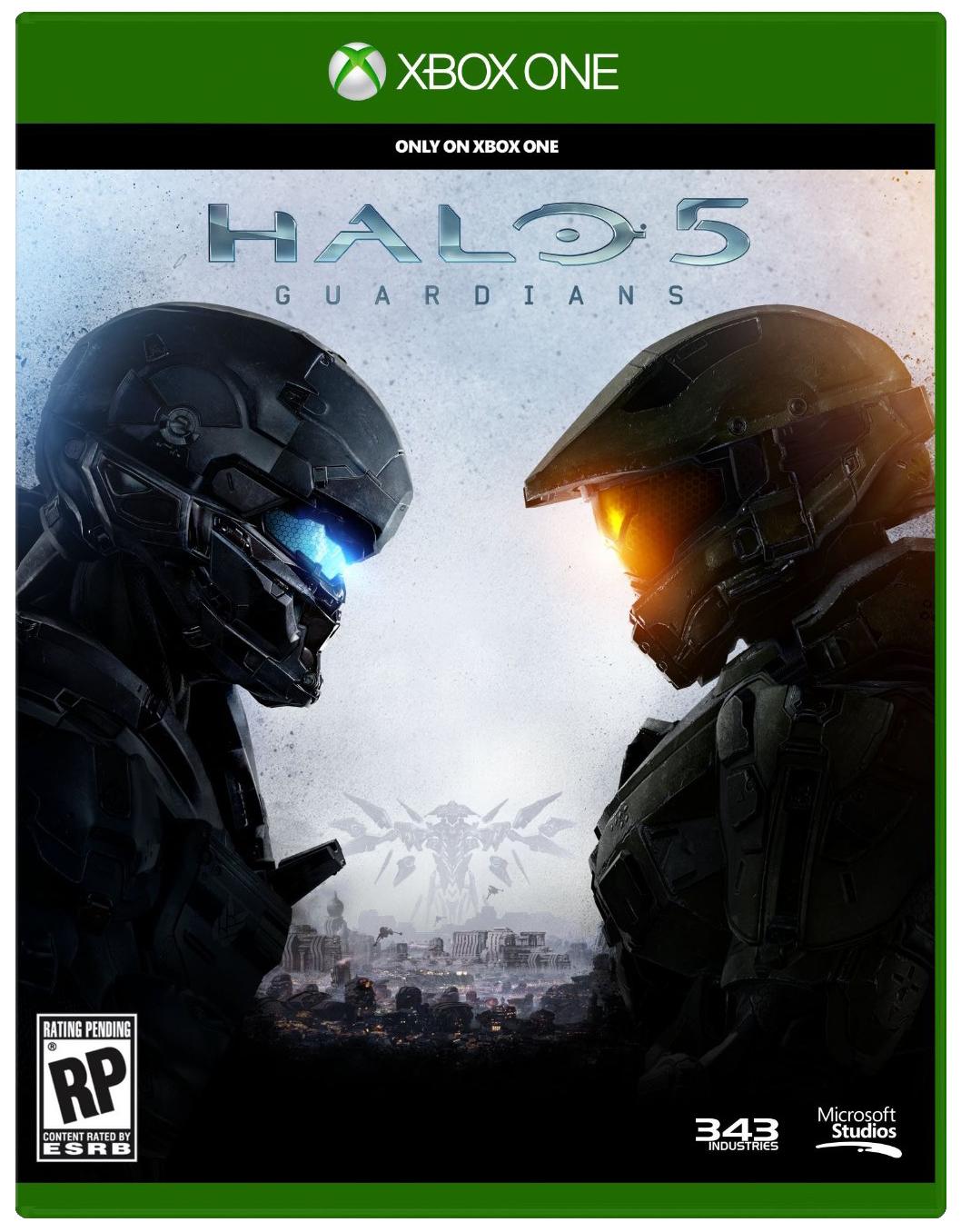 Halo 5: Guardians   Halo Alpha   FANDOM powered by Wikia