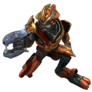 HReach - Officer Sangheili