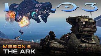 Halo 3 PC Walkthrough - Mission 6 THE ARK (Sub ITA)