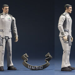 Action figure di Keyes