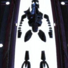L'armatura dell'Arbiter
