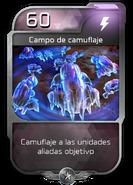 Blitz - Desterrados - Maestro de Nave - Poder - Campo de camuflaje