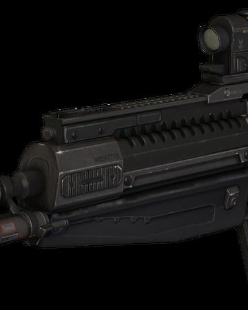 M392 Designated Marksman Rifle Halo Alpha Fandom