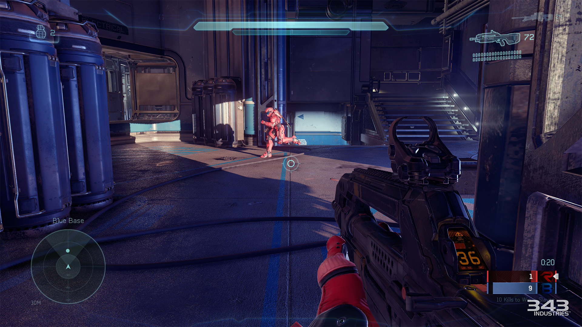 halo 5 fps