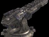 Mark 2488 Magnetic Accelerator Cannon