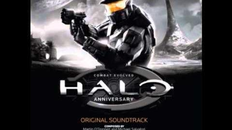 Halo Combat Evolved Anniversary Original Soundtrack - Cloaked in Blackness