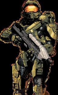 John-117 Halo Initiation