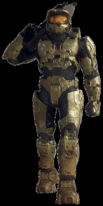 Mjolnir Powered Assault Armor Halo Alpha Fandom