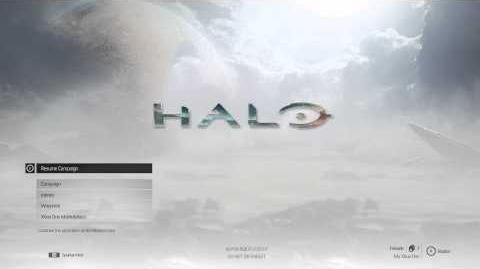 GrandTheftAndi/Halo Xbox One Menü Leak ?