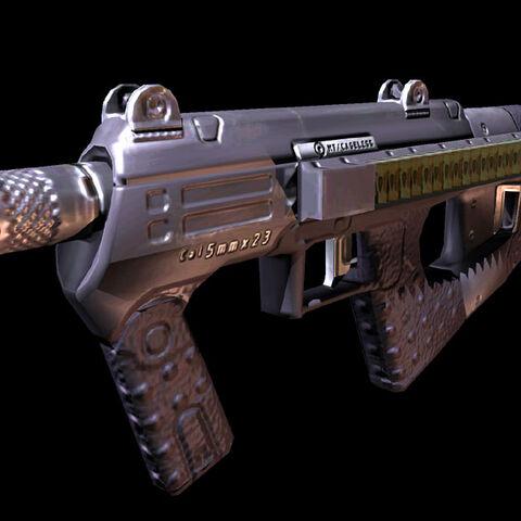 La mitragliagliatrice di <a href=