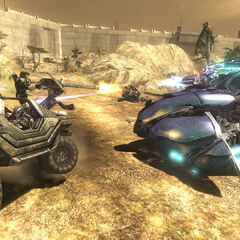 Wraith in Halo 3: ODST