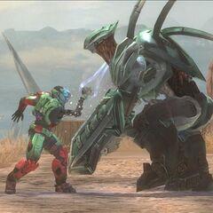 Cacciatore e Spartan III